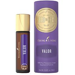 Valor Roll-On Therapeutic Essential Oil Blend - 10ml