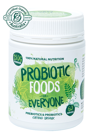 Probiotic Foods for Everyone Blend 150g [ 60 serves ]