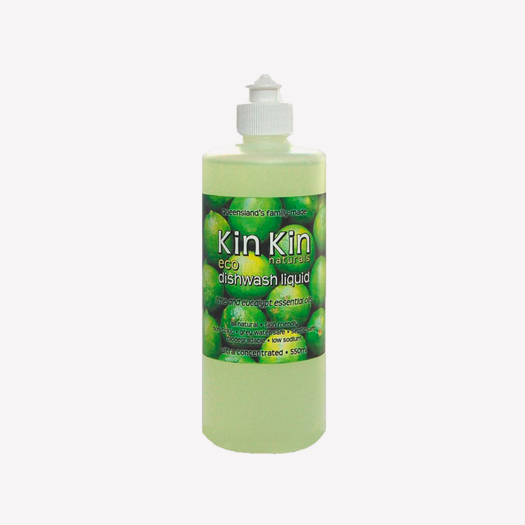 Kin Kin Dishwashing Liquid Lime and Eucalypt