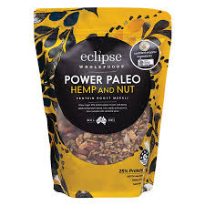 Organic Paleo  Hemp and Nut