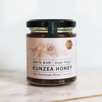 Zea Relief- Kunzea Honey 250g