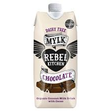 REBEL - Chocolate Coconut Mylk 330ml