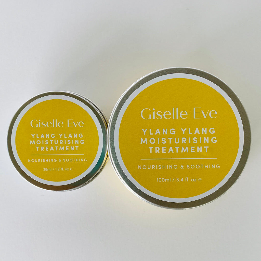 NEW Giselle Eve Ylang Ylang Moisturising Treatment - 35ml