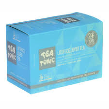 Tea Tonic Unbleached 20 Thirst Quench