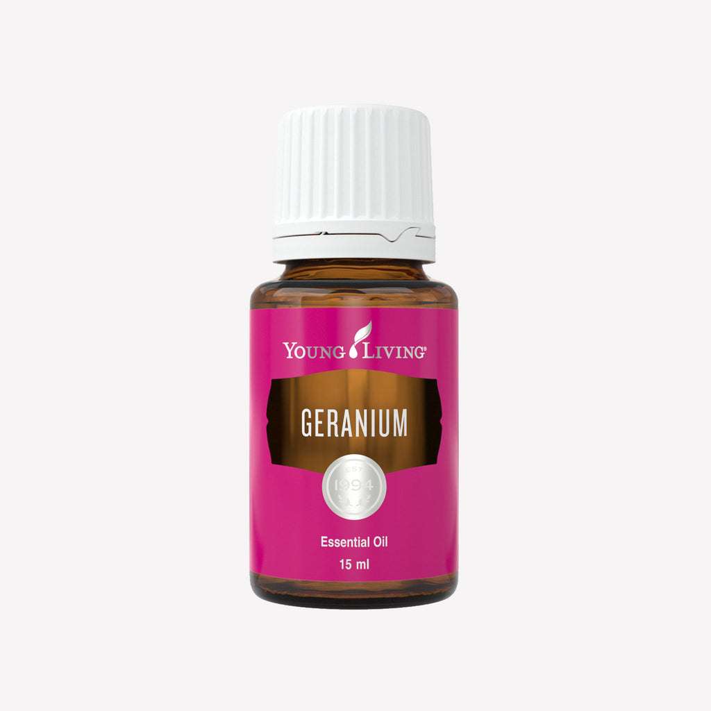 Geranium Therapeutic Grade Essential Oil (15ml)