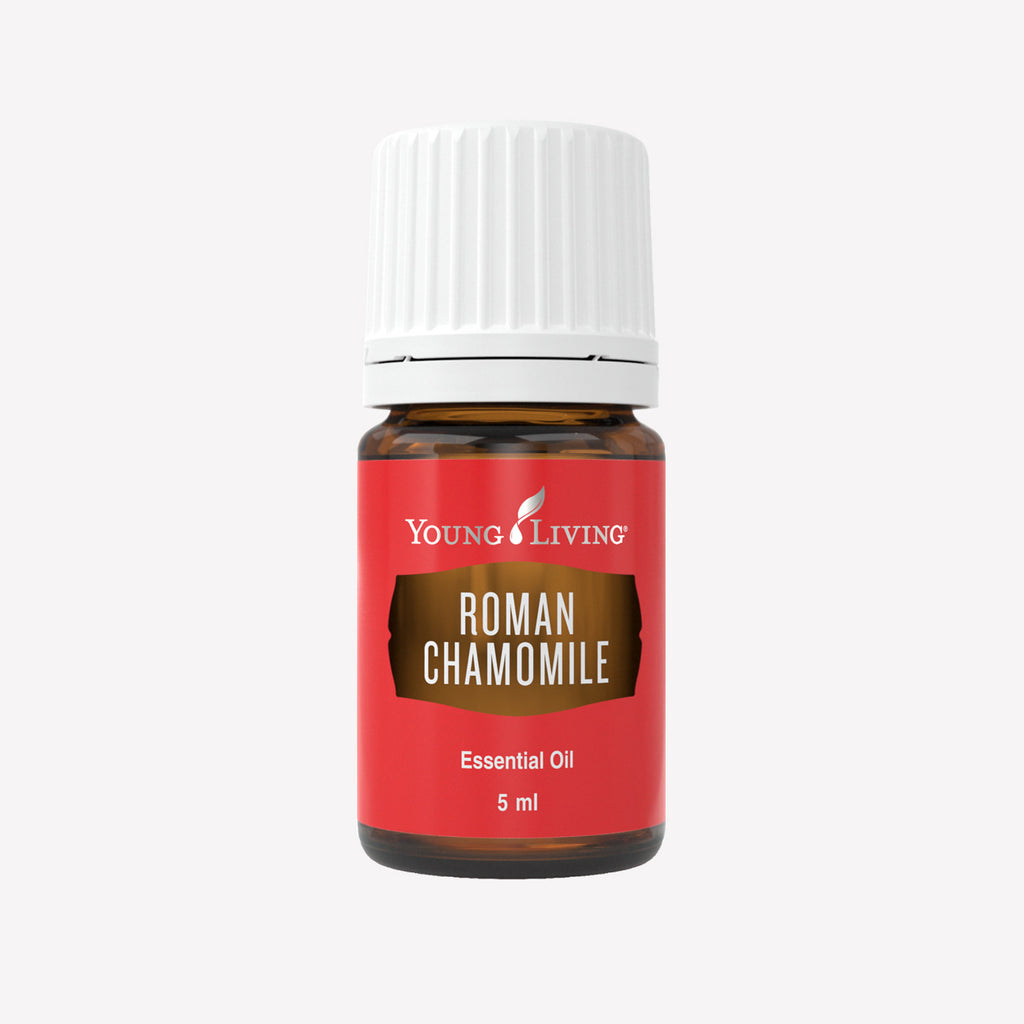 Roman Chamomile Therapeutic Grade Essential Oil (5ml)