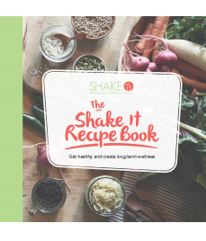 The Shake It Recipe Book