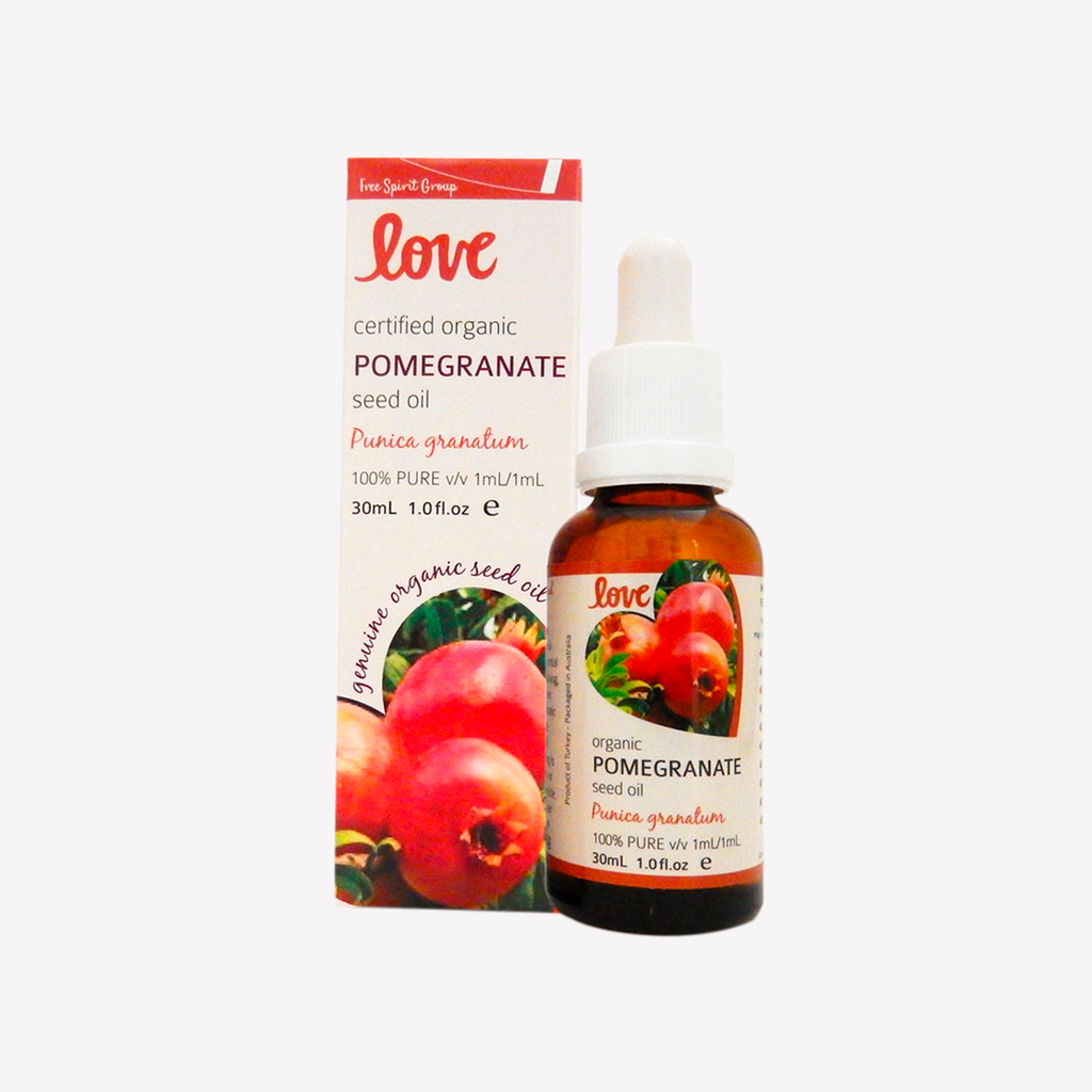 Love Certified Organic Pomegranate Seed Oil