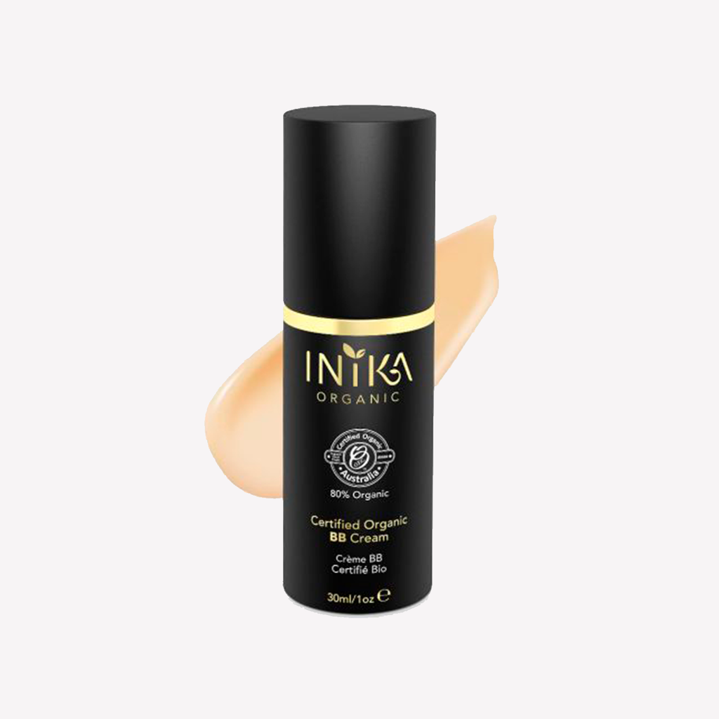 Inika Certified Organic BB Cream Foundation 30ml