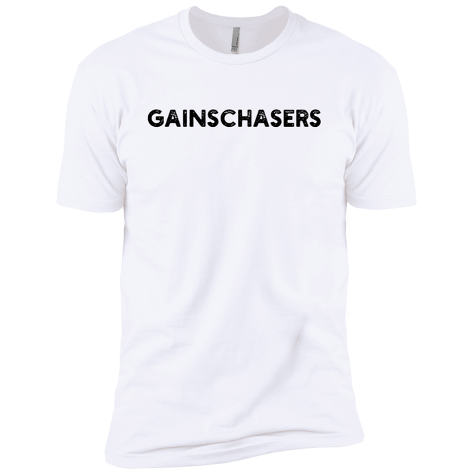 Gains Chasers Tee