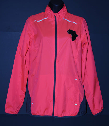 Ladies Zephyr Reflective Windbreaker (P)