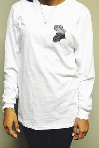 Our Africa Tee (White)
