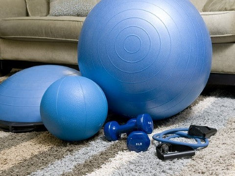 How To Turn ANY Space Into A Home Gym!