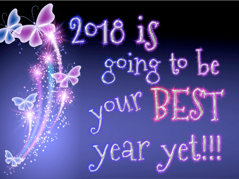new year best year yet 2018 lisa chandler creation
