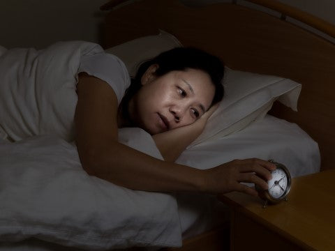 turn off devices before sleep