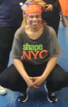Shazzy Fitness Certified Instructor Cheryl Salter