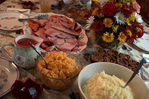 Shazzy Fitness guest blogger shares ways to make Thanksgiving more special