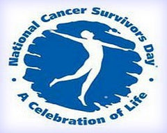 National Cancer Survivors Day logo