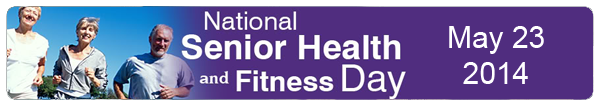 National Senior Health & Fitness Day