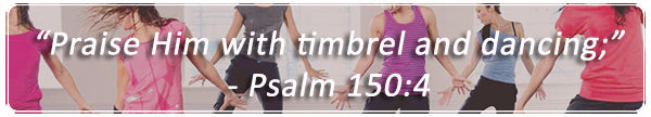 Praise him with trimbel and dancing