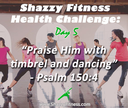 Praise him with timbrel and dance