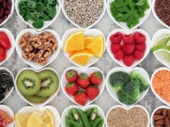 Eat a variety of colors to maximize your nutrient intake!