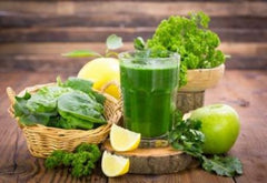 Juice your fruits and vegetables to squeeze out the most vitamins, or just for convenience!