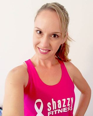 Shazzy Fitness Certified Instructor, Brittanie from Central Florida