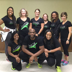 Cleveland Fitness Studios Shazzy Fitness Instructor Certification Class Training August 2015