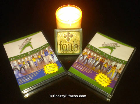 shazzy fitness dvds completely a walk of faith