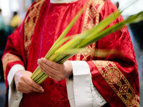 lent and palm sunday