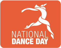 National Dance Day logo