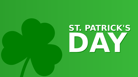 Happy St. Patrick's Day with Shazzy Fitness