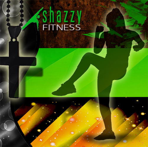 Buy Shazzy Fizzle: Vol  1 - Christian Hip-Hop Workout Music Mix (25 mins,   mp3 only) at Shazzy Fitness for only $13 99