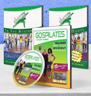 3 DVD Set - Dance. Sculpt. Stretch.