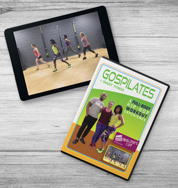Gospilates DVD + Digital