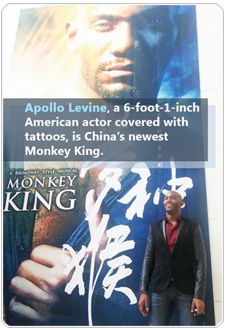 Apollo Levine Monkey King
