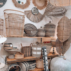 French shop interior with items provided by Uma Cantik