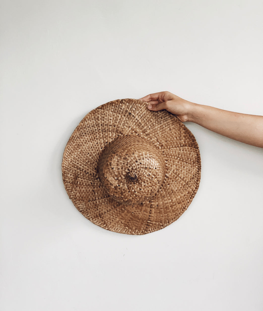 Motion Hat - Brown