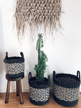 Load image into Gallery viewer, Alila Basket Black - Set