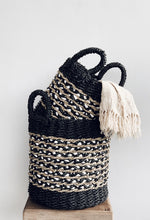 Load image into Gallery viewer, Alila Basket Black - L