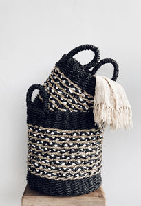 Alila Basket Black - L