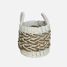 Load image into Gallery viewer, Alila Basket White - S