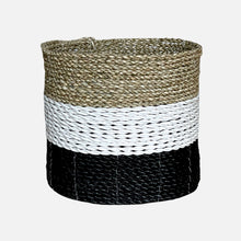 Load image into Gallery viewer, Asmara Basket Tricolor - L
