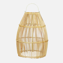 Load image into Gallery viewer, Ayana Rattan Lampshade Natural - L