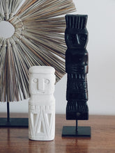 Load image into Gallery viewer, Lautem Timor Wooden Man on Stand