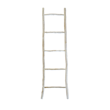 Load image into Gallery viewer, Kubu Ladder White - M