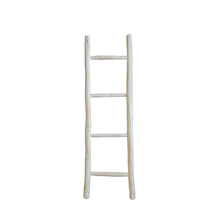 Load image into Gallery viewer, Kubu Ladder White - S