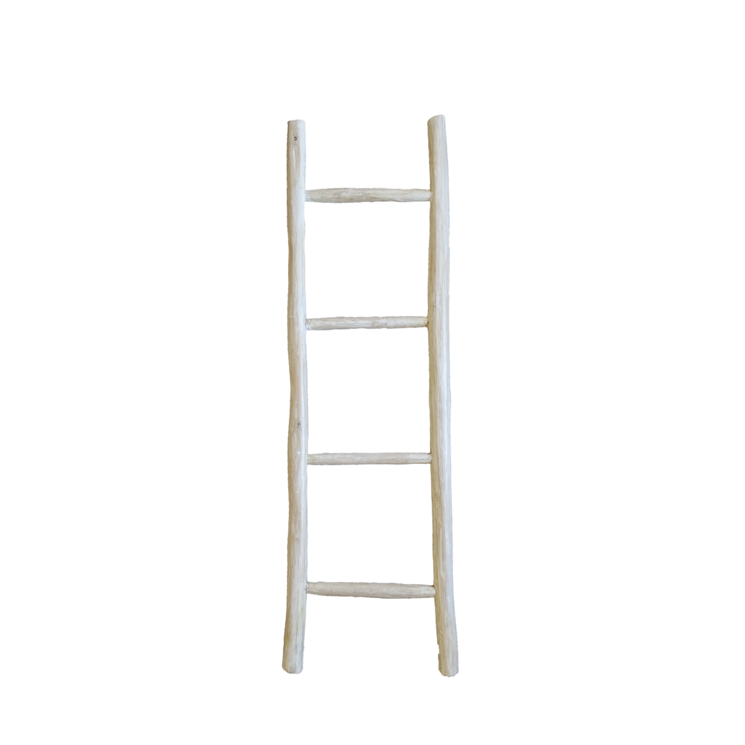 Kubu Ladder White - S