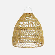 Load image into Gallery viewer, Lauhata Rattan Lampshade Natural